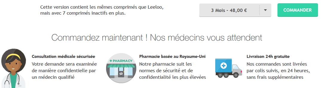 pilule optidril prix