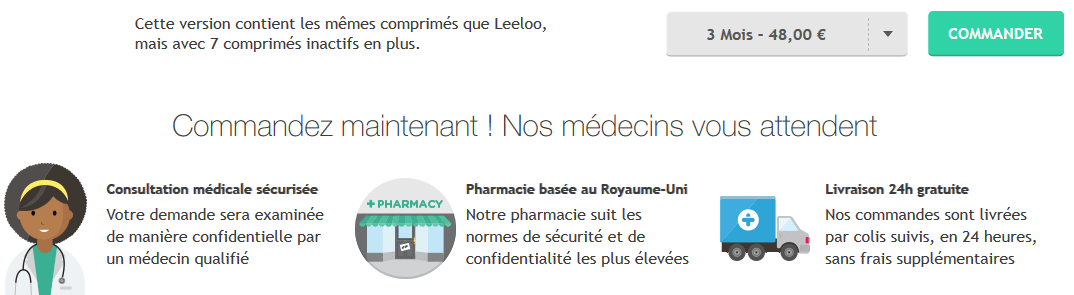 acheter pilule optilova prix