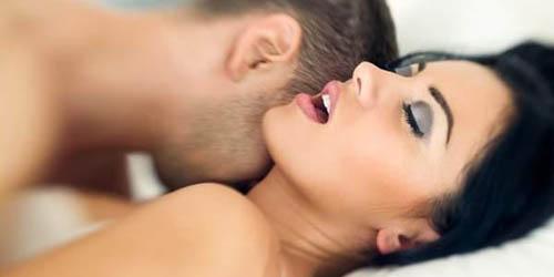 femme en plein orgasme