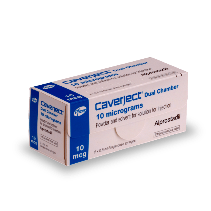 caverject injection