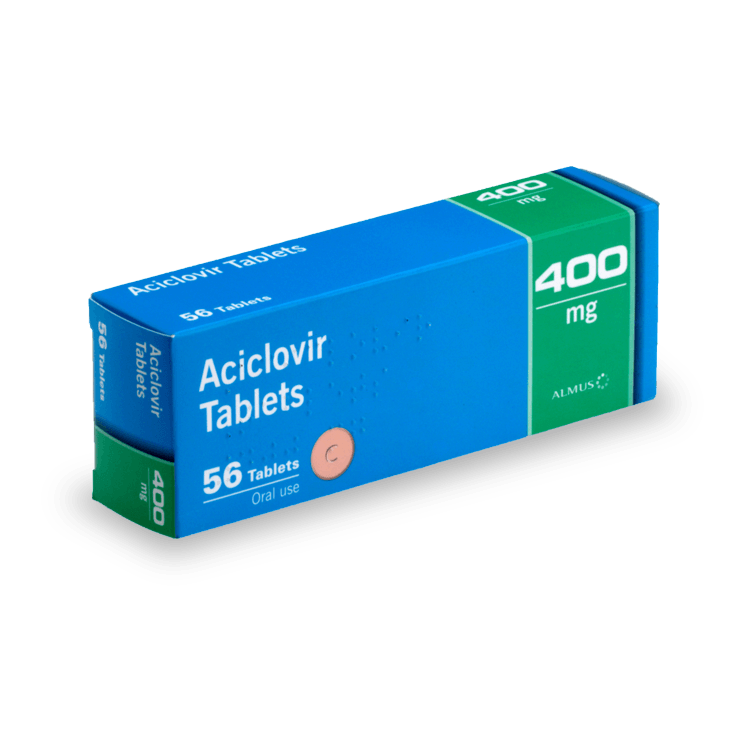 aciclovir comprimé