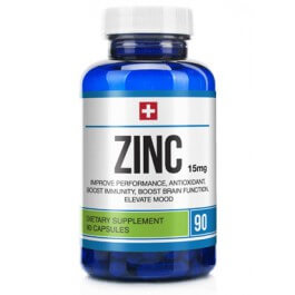 complement alimentaire zinc