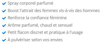 pheromones femme parfum